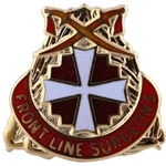 Medical & Veterinary, Distinctive Unit Insignia