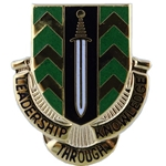 Schools, Distinctive Unit Insignia