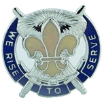 Supply and Service, Distinctive Unit Insignia