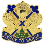 U.S. Army Reserve Support Command, Distinctive Unit Insignia