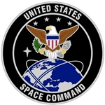 Badge, Identification, U.S. Space Command, MIL-DTL-3628/281