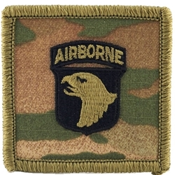 101st Airborne Division (Air Assault), Famous Helmet Patches
