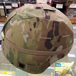 Advanced Combat Helmet (ACH), Cover, Helmet, OCP with IR Tape