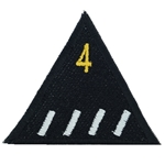 Helmet Patch, 4th Battalion, 101st Aviation Regiment