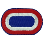 Oval, Headquarters, 82nd Airborne Division, Merrowed Edge