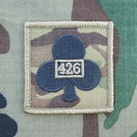Helmet Patch, 426th Support Battalion MultiCam®