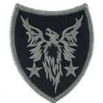 Patch, U.S. Army Reserve Aviation Command, A-1-1123,  ACU with Velcro®