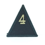 Helmet Patch, 4th Battalion, 101st Aviation Regiment, MultiCam®