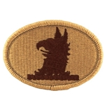 Patch, Delaware Army National Guard, MultiCam® with Velcro®