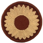 Patch, Army National Guard, Kansas, MultiCam® with Velcro®
