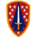 Patch, 1st Security Force Assistance Brigade (SFAB), A-1-1122, Color with Velcro®