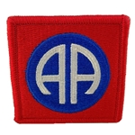 Patch, XVIII Airborne Corps without Airborne Tab, Color