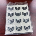 Rank, W-3 Chief Warrant Officer (CW3), ACU with Velcro®