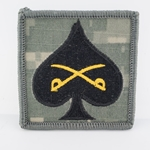 Helmet Patch, 1st Squardron, 61st Cavalry Regiment, MultiCam®