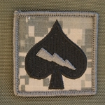 Helmet Patch, Company C, 4th BCT, 506th Infantry Regiment, ACU