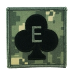 Helmet Patch, 1st Battalion, 327th Infantry Regiment, ACU
