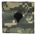 Rank, E4 Specialist (SPC), ACU Digital Sew-On