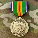 Decoration (Full Size), Medal Covid-19 Pandemic Civilian Service, U.S. Public Health Service