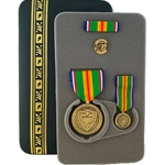 Decoration (Set), Medal Covid-19 Pandemic Civilian Service, U.S. Public Health Service